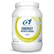6D Sixd Energy Sports Drink Lemon Lime Poeder 1,3Kg