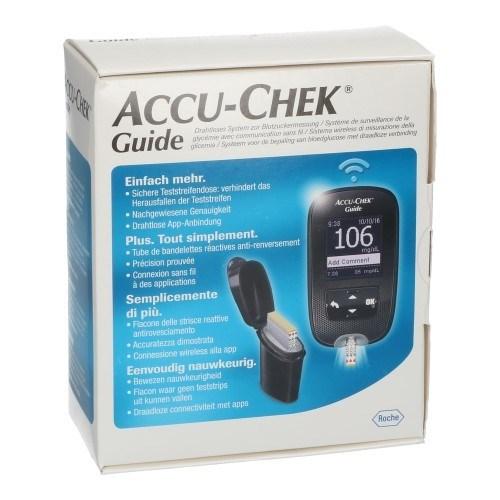 Accu Chek Guide Kit Helpshop