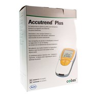 Accutrend Plus Apparaat