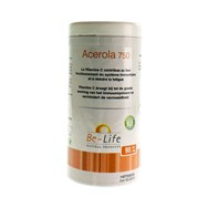 Acerola 750 Vitamines Be Life 90 Caps