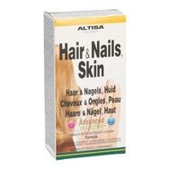 Altisa Hair-Nails-Skin 60 Tabl