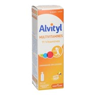 Alvityl Multivitaminen Siroop 150Ml