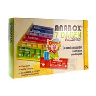 Anabox Pilbox Kind 7 Dagen Nl
