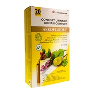 Arkofluide Urinair Comfort 20 Unicadoses