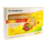 Arkoroyal Royal Vruchten Amp 20X10ml