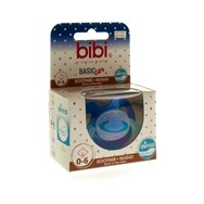 Bibi Fopspeen New Glow Basic Care 0- 6M
