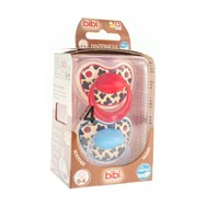 Bibi Happiness Fopspeen Tiger 0- 6M Duo