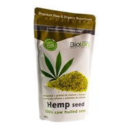 Biotona Hemp Raw Hulled Seed 300G
