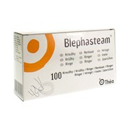Blephasteam 100 Ringen