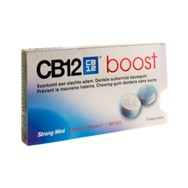 Cb12 Boost Strong Mint 10 Kauwgommen
