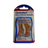 Coverplast Blaren 17X59mm + 35X61mm 7 Stuks