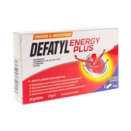 Defatyl Energy Plus 30 Caps