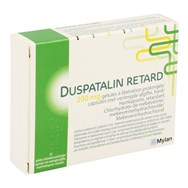 Duspatalin Retard 30 Caps