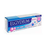 Elgydium Junior Bubble Tandp 7-12J Z/Parab. 50Ml