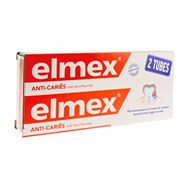 Elmex Anticaries Tandpasta 2 X 75Ml