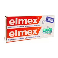 Elmex Junior Tandpasta 2 X 75Ml