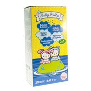 Hello Kitty Baby 2In1 Bad En Sh 250Ml