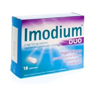 Imodium Duo 18 Tabl