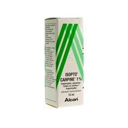 Isopto Carpine 1 % Collyre 15Ml