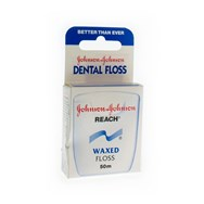Johnson Reach Dental Floss Waxed 50M