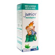 Junior 0-10 Eucalyptus Kindersiroop 150Ml