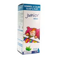 Junior 0-10 Relax Kindersiroop 150Ml