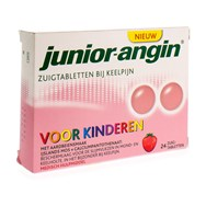 Junior Angin 24 Zuigtabl