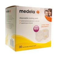Medela Disposable Zoogkompressen 30 Stuks