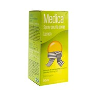 Medica Keelspray 30Ml Lemon