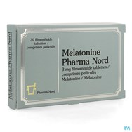 Melatonine 3Mg 30 Tabl