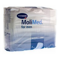 Molimed For Men Protect Inlegluier 14 Stuks