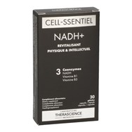 Nadh+ Cell-Ssentiel Caps 30 Physiomance Phy358