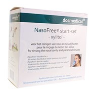 Nasofree Start-Set Xylitol