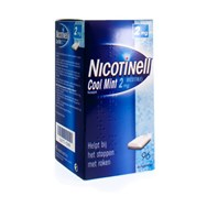 Nicotinell Coolmint 2Mg 96 Kauwgommen
