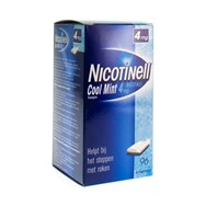 Nicotinell Coolmint 4Mg 96 Kauwgommen