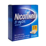 Nicotinell Tts 21 - 21 Patches