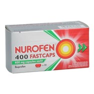 Nurofen 400Mg 30 Fastcaps