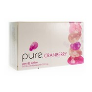 Pure Cranberry 60 Tabl