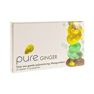 Pure Ginger 30 Tabl