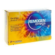 Remogen Omega Eye Drops 20X0,25Ml