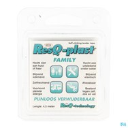 Resq-Plast Family 4,5Mx25mm Groen 1