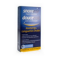 Snoreeze 14 Oral Strips