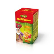 Studio 100 Multivitamine Plop 60 Gummies
