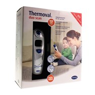 Thermoval Duo Scan Thermometer 9250810