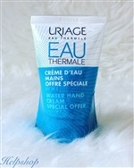 Uriage Thermaal Water Handcreme Water 2X50ml Promo