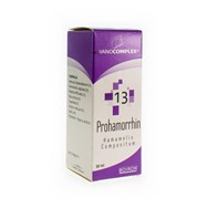 Vanocomplex N13 Prohamorrhin Druppels 50Ml