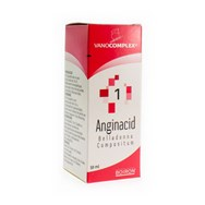 Vanocomplex N 1 Anginacid Gutt 50Ml Unda