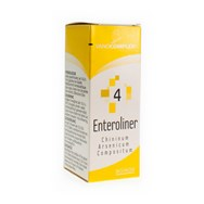 Vanocomplex N 4 Enteroliner Druppels 50Ml