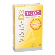 Vista D3 1000 - 120 Smelttabl