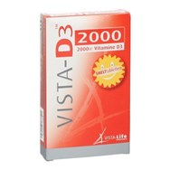 Vista D3 2000 - 60 Smelttabl